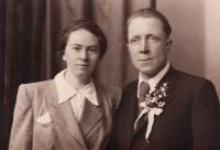Blešovi, parents of Jaroslava's husband