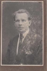Father Čeněk Zlámal
