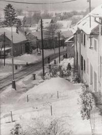 Morkovice - Slížany in 1980