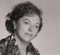 Blood sister Zdena Bystryčanová