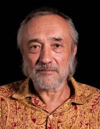 Josef Kadeřábek v roce 2019