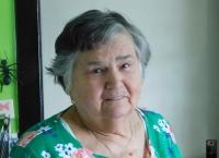 Jarmila Pospíšilová v roce 2020