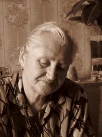 Manželka Jiřího Langa, 2008