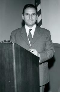 Vladimír Munk v USA