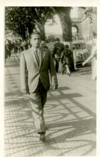 Mladý Vladimír po válce