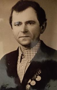 Hryhorij Justynovič Moskaljuk, 1951