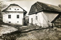 Stav pivovaru v roce 1989