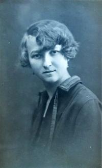Matka Aloisie Musilová