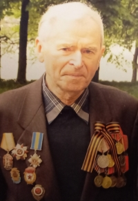 Hryhorij Justynovič Moskaljuk, in 2010