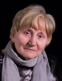 Zdenka Kmuníčková in 2019