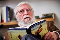 Ivan M. Havel čte z prózy Arsemid