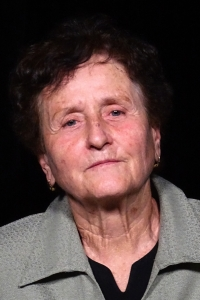Růžena Talagová in 2020