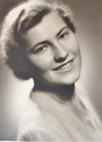 Zdislava Kodešová (1950s)