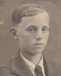 Jaroslav Pánek, circa 1937