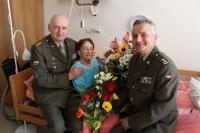 Jarmila Halbrštátová lives in an assisted living home in Moravská Třebová