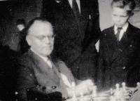 The father JUDr. Alois Běťák a year before he died