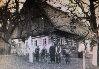 Family home from early 20th century