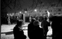 November 1989 meeting in Bardejov