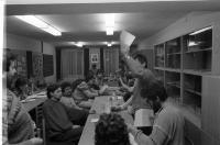 Preparation of the November 1989 meeting in Bardejov