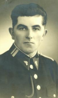 František Mandys, otec Hany Pavelkové