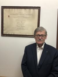 Oldřich Choděra in 2019