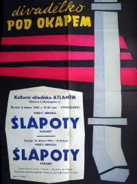 A poster / 'Šlápoty'