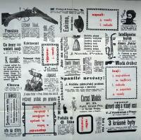 A poster / 'Kabaret pro štěstí!