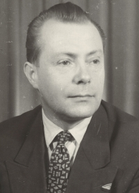Karel Štancl in 1960