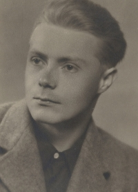 Karel Štancl in 1943