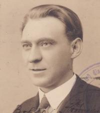 Bohuslav Kořínek (born 1907)