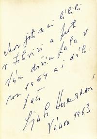 PF 1964 / Ljuba Hermanová / 2