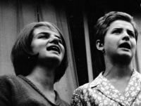 Zuzana Majvaldová (on the left) and Jarmila Rečková