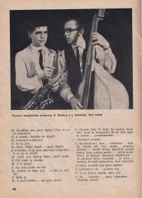 The Okap Theatre Band  / 1965