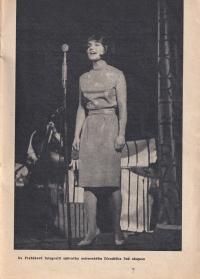Zuzana Majvaldová / 'Šlápoty' / 1963