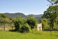 the settlement in Horna Stredna today