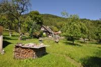 New house on old foundation in Horna Stredna