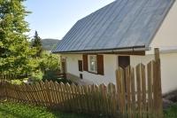 Restored house of grandmother Korbeľova in Horna Stredna