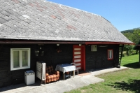 Restored house in Horna Stredna
