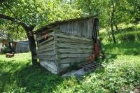 Old building in Horna Stredna