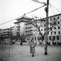 Květa Dostálová  / Čína / polovina 50 let