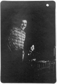 Petr Lutka, mid 1970s