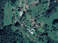 Satellite picture of Horná Stredná