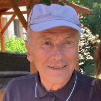 Portrait of witness Albín Jankulík