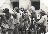 Demonstration in Lviv, September 20, 1987