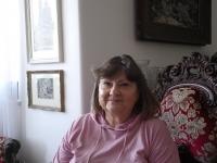Zdena Plesarová in 2020