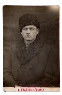 Antin Zaverukha, 1930s
