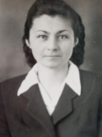 Marija Jakivna Bohuta, year 1951