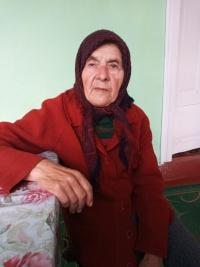 Onisija Ivanivna Buchalo, 24. 11. 2020