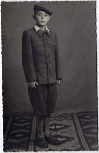 Petro Hamik, 1950s