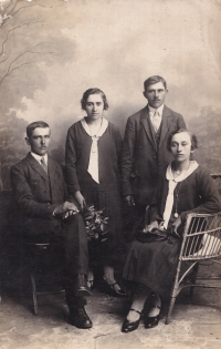 The Krušina family in Volhynia